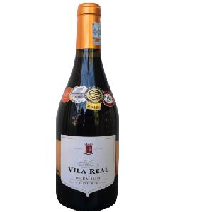 Adega Vila Real Premium Tinto 2014 – 0.75L